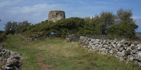 Mühlenruine auf Graciosa [GRA-04]